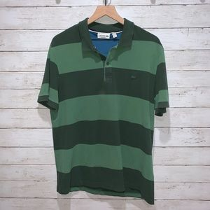 Lacoste Regular Fit Striped Polo
